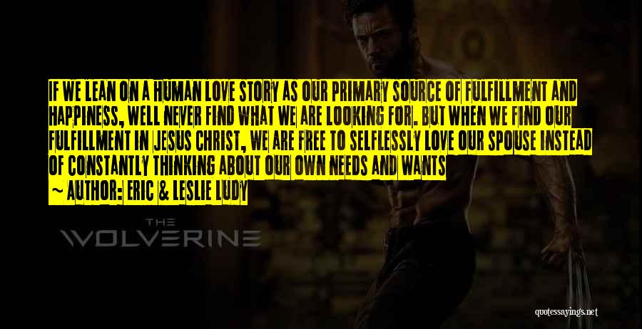 Eric & Leslie Ludy Quotes 2169779