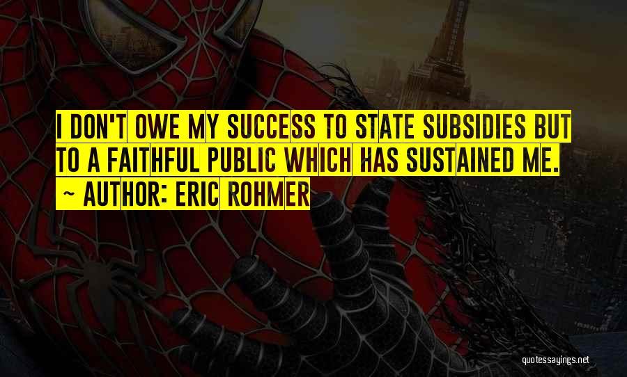 Eric Rohmer Quotes 1092466