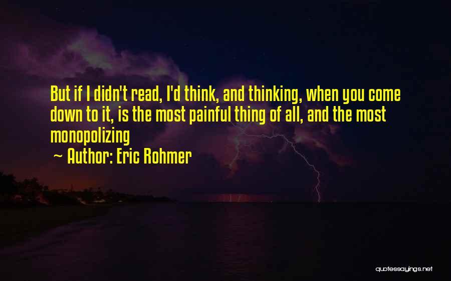 Eric Rohmer Quotes 1197414