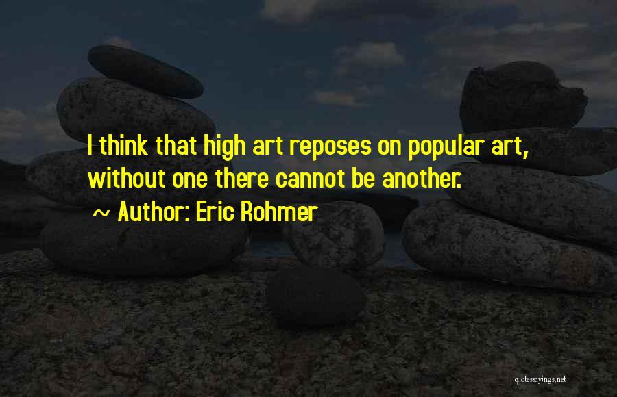 Eric Rohmer Quotes 1243166
