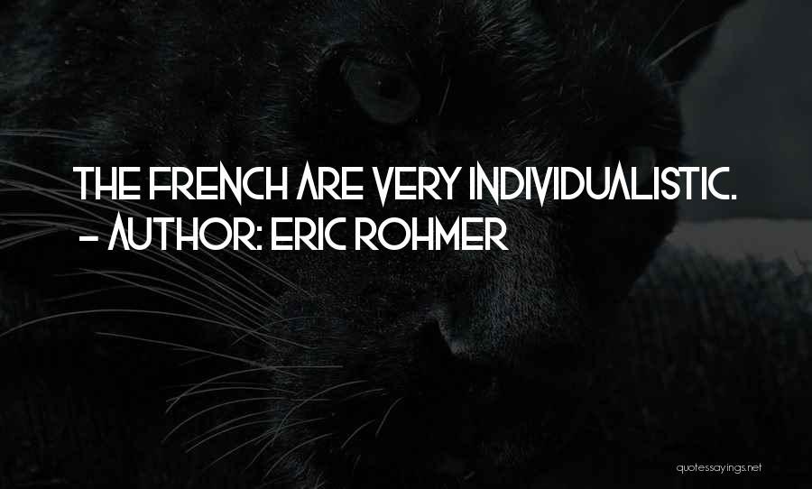 Eric Rohmer Quotes 303131