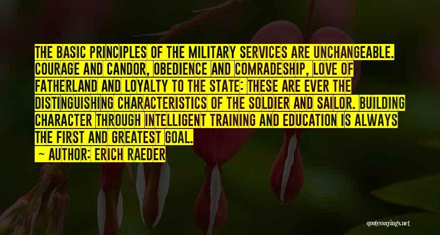 Erich Raeder Quotes 1471944