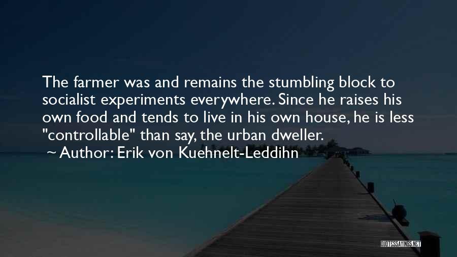 Erik Von Kuehnelt-Leddihn Quotes 1142056