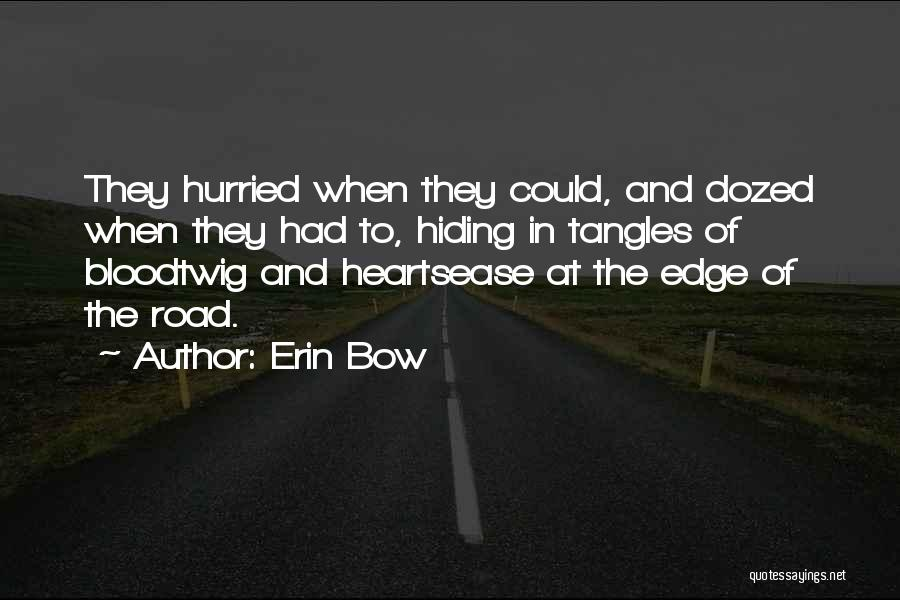 Erin Bow Quotes 1359786