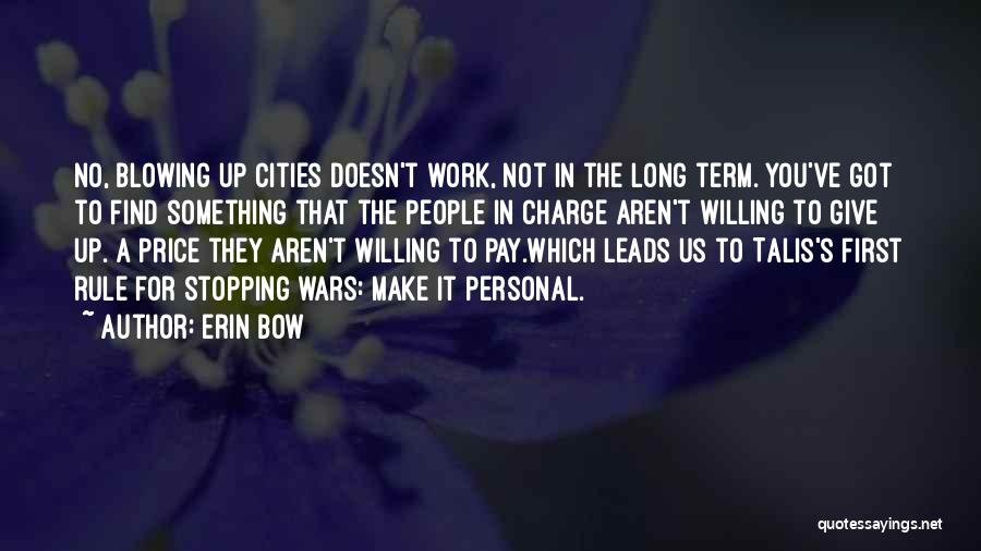 Erin Bow Quotes 287508