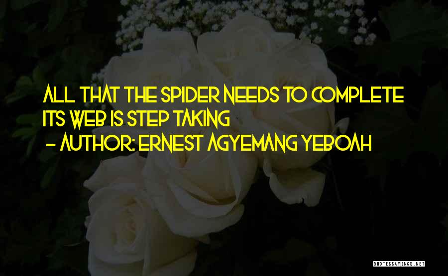 Ernest Agyemang Yeboah Quotes 129307