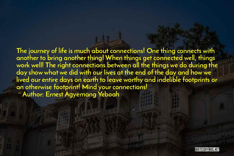 Ernest Agyemang Yeboah Quotes 2015979