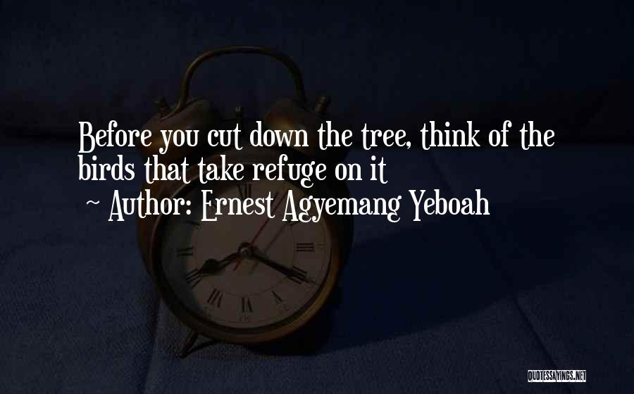 Ernest Agyemang Yeboah Quotes 769420