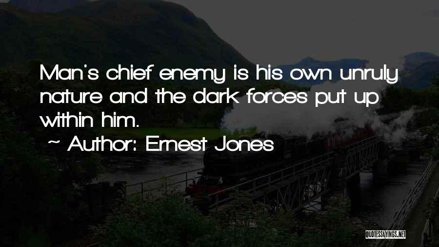 Ernest Jones Quotes 2081972
