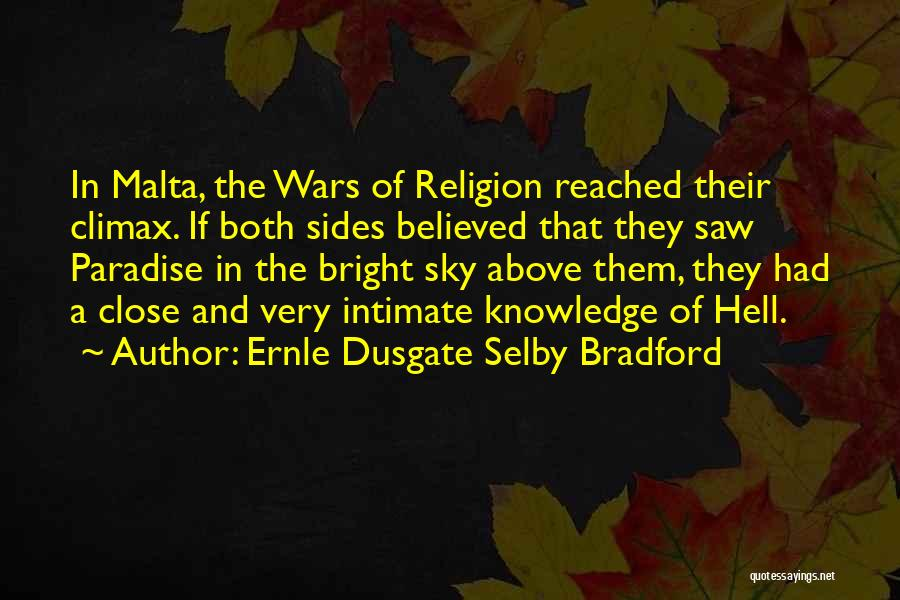 Ernle Dusgate Selby Bradford Quotes 136118