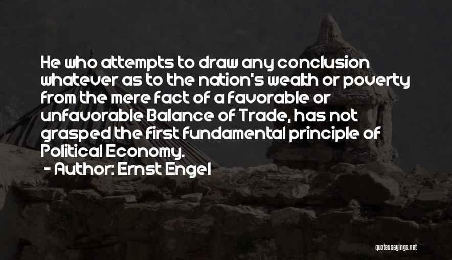 Ernst Engel Quotes 1746736