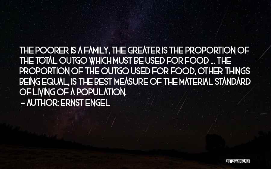 Ernst Engel Quotes 677462