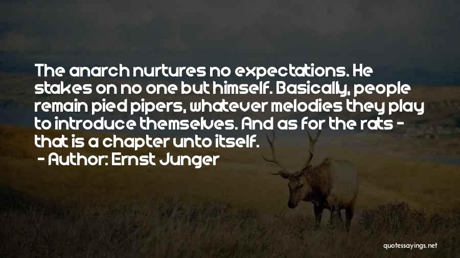 Ernst Junger Quotes 1018460