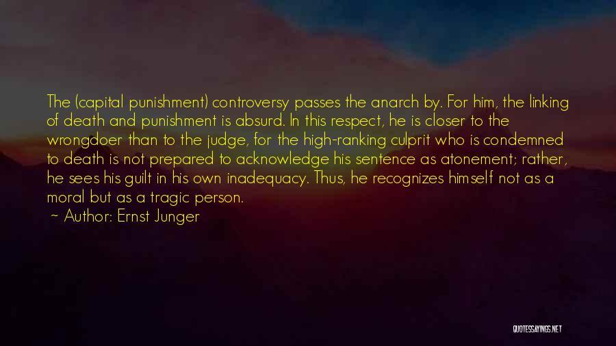 Ernst Junger Quotes 103991