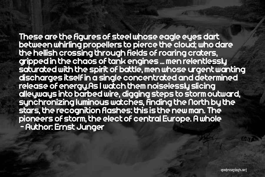 Ernst Junger Quotes 1057312