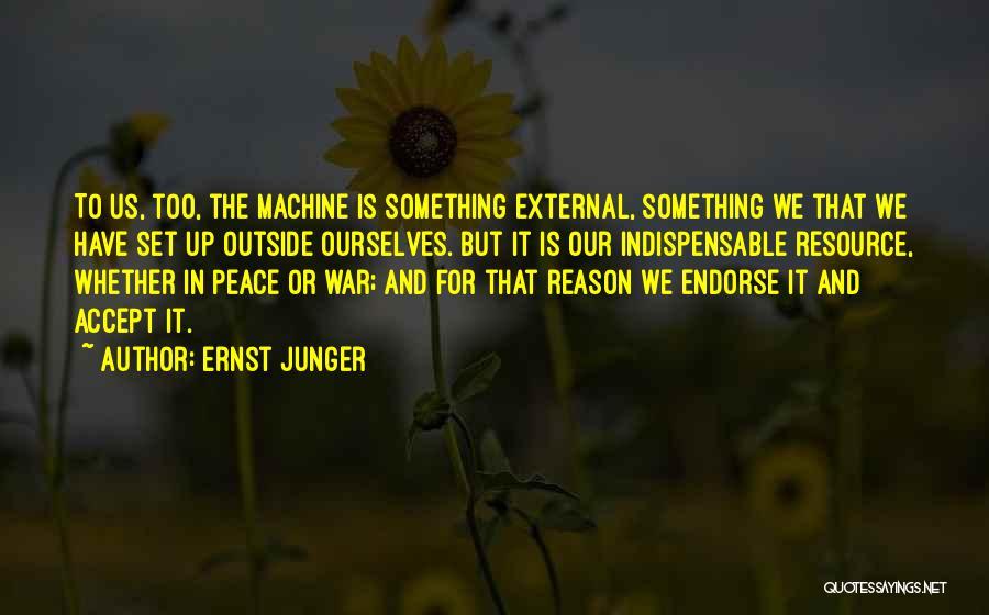 Ernst Junger Quotes 1069639