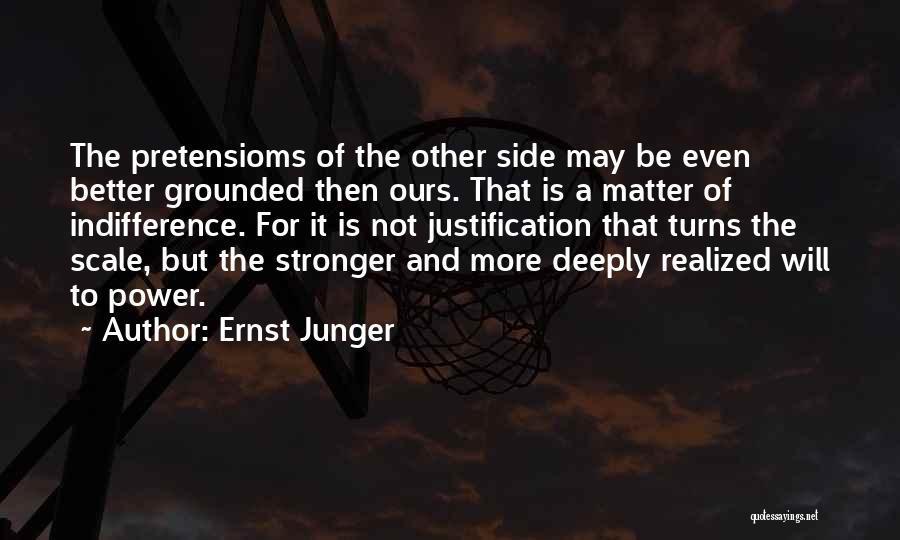 Ernst Junger Quotes 1197832