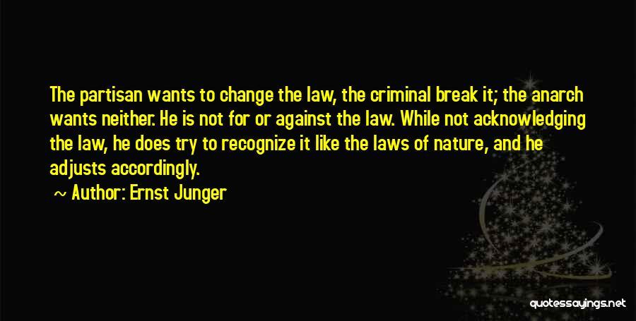Ernst Junger Quotes 1391635