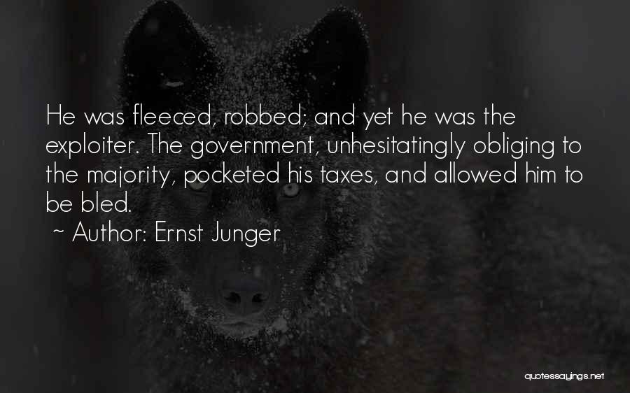 Ernst Junger Quotes 1484068