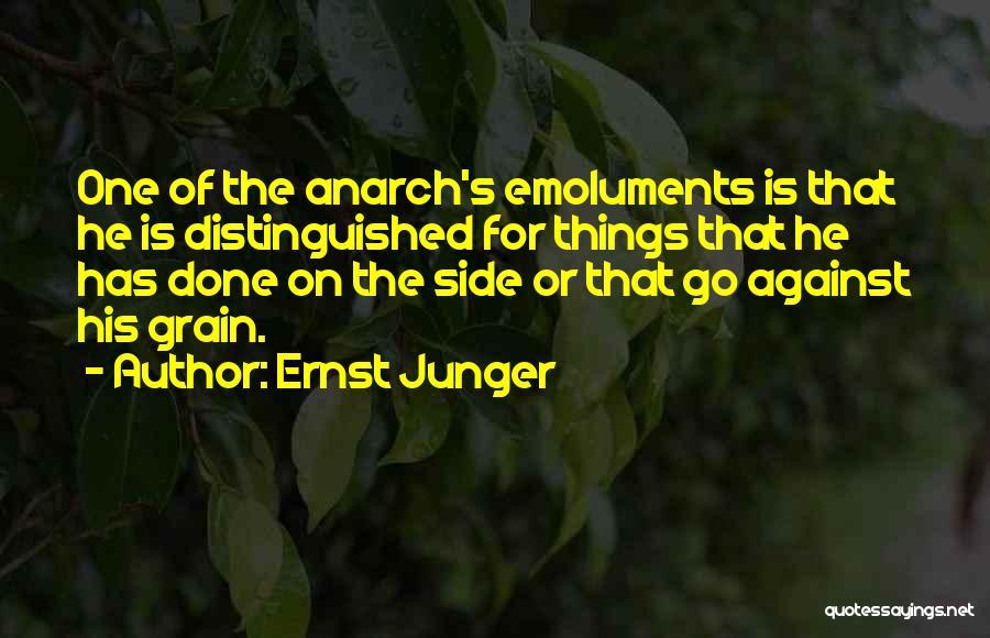 Ernst Junger Quotes 1567217