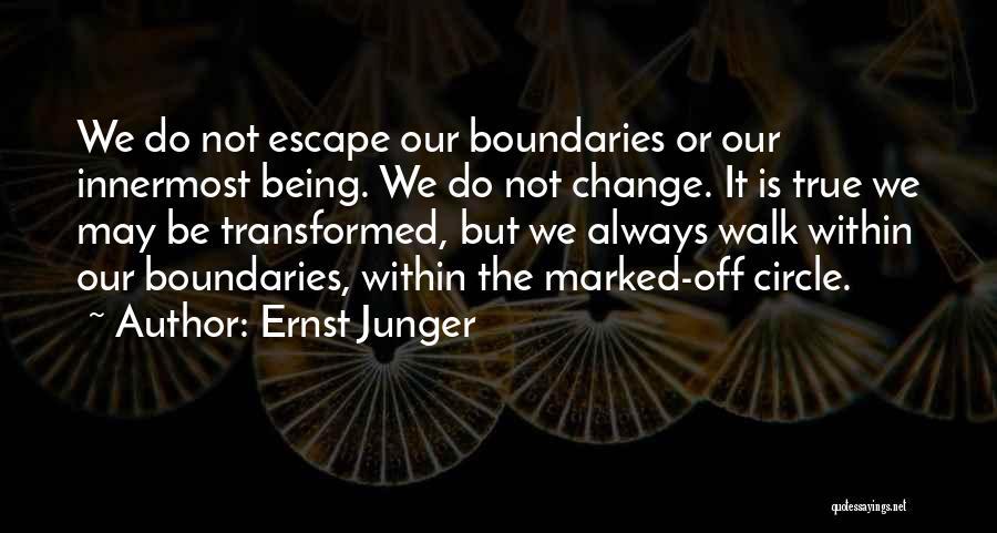 Ernst Junger Quotes 1673074