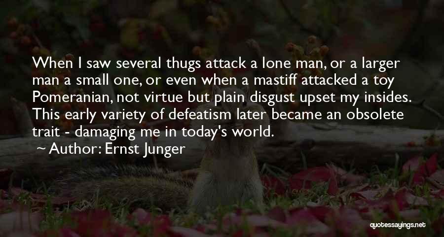 Ernst Junger Quotes 1932158