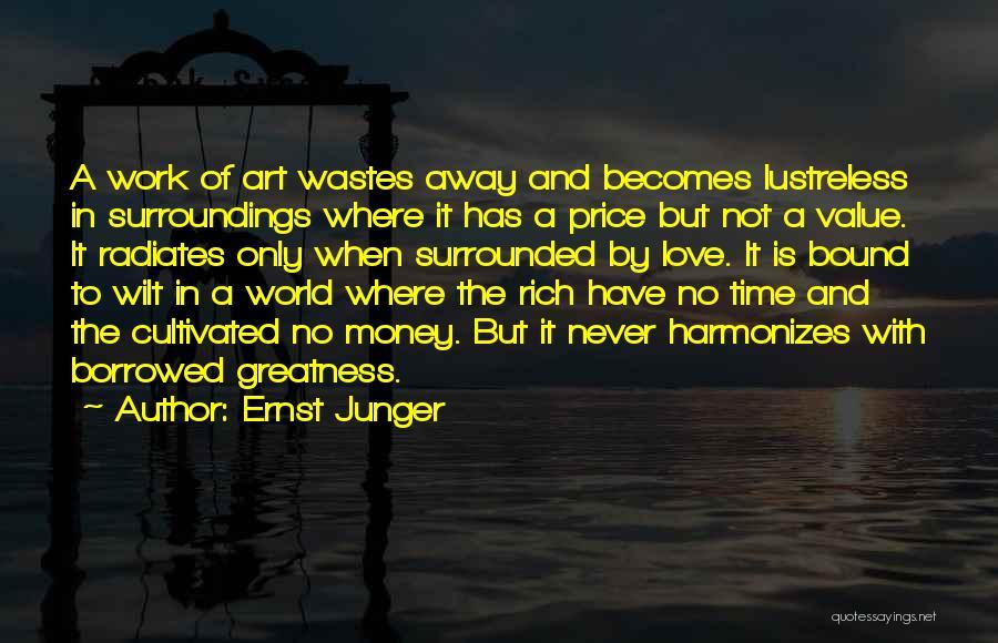 Ernst Junger Quotes 1991255