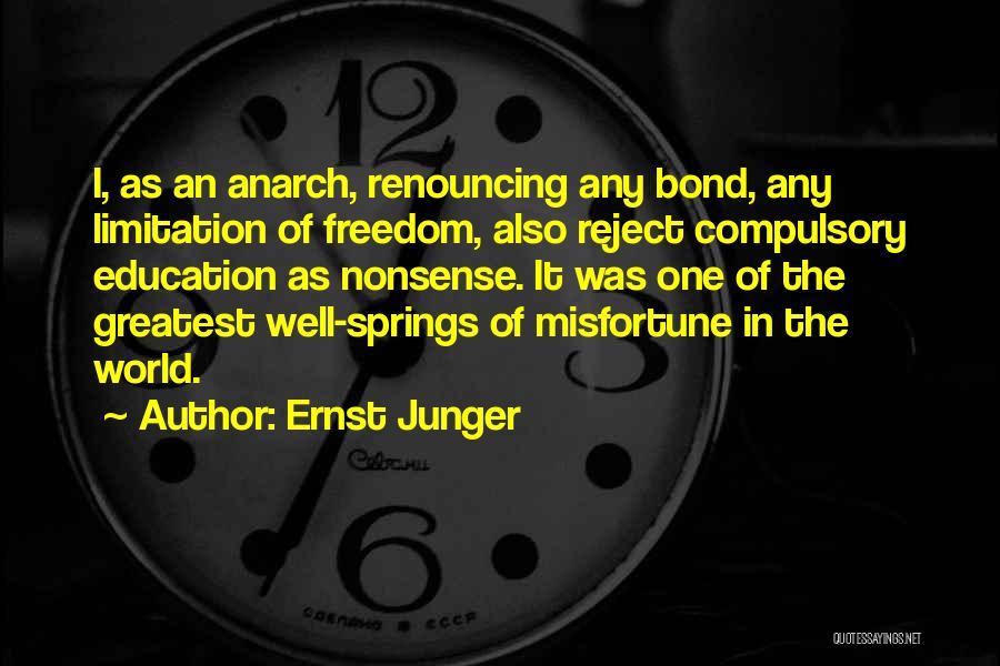 Ernst Junger Quotes 2055549