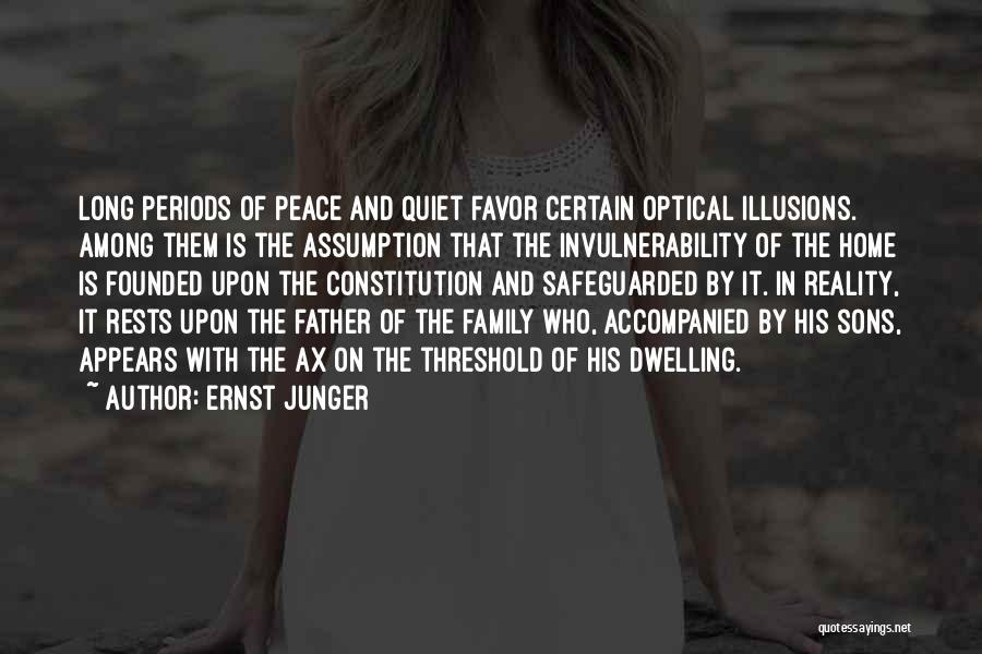 Ernst Junger Quotes 2098388