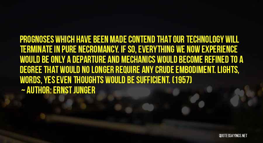 Ernst Junger Quotes 2198609