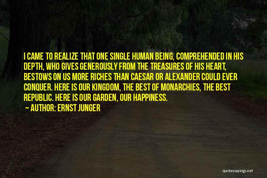 Ernst Junger Quotes 2252837