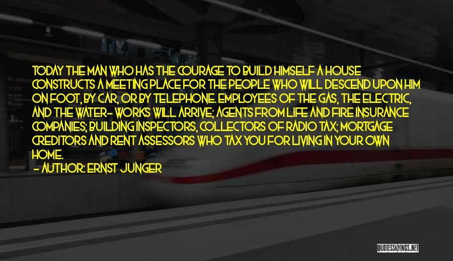 Ernst Junger Quotes 587347