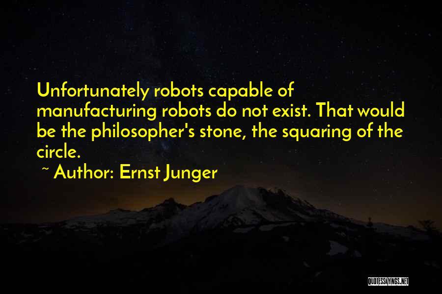 Ernst Junger Quotes 594735