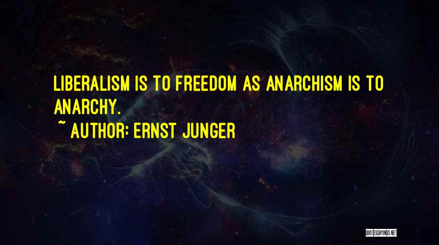 Ernst Junger Quotes 616727