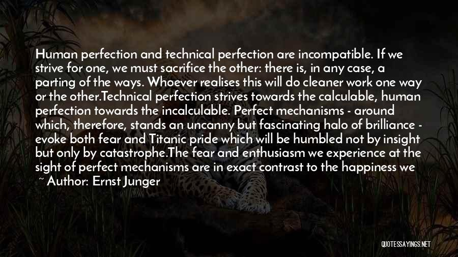 Ernst Junger Quotes 868376