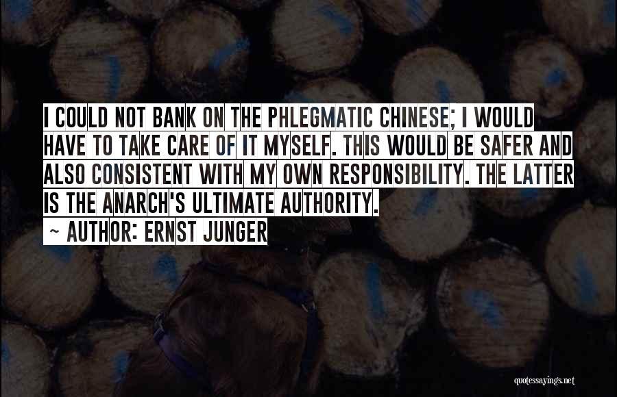 Ernst Junger Quotes 87744