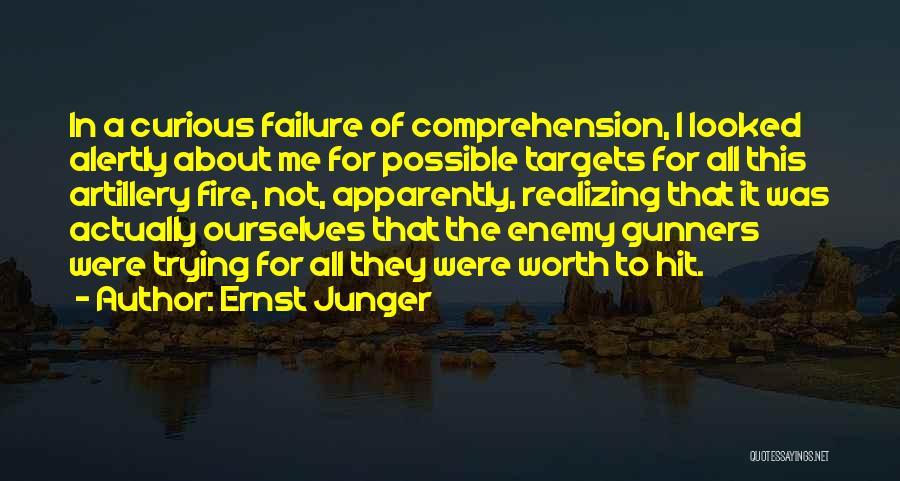 Ernst Junger Quotes 980249