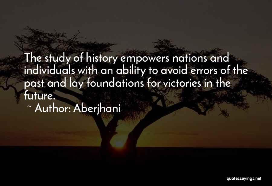 Errors Quotes By Aberjhani