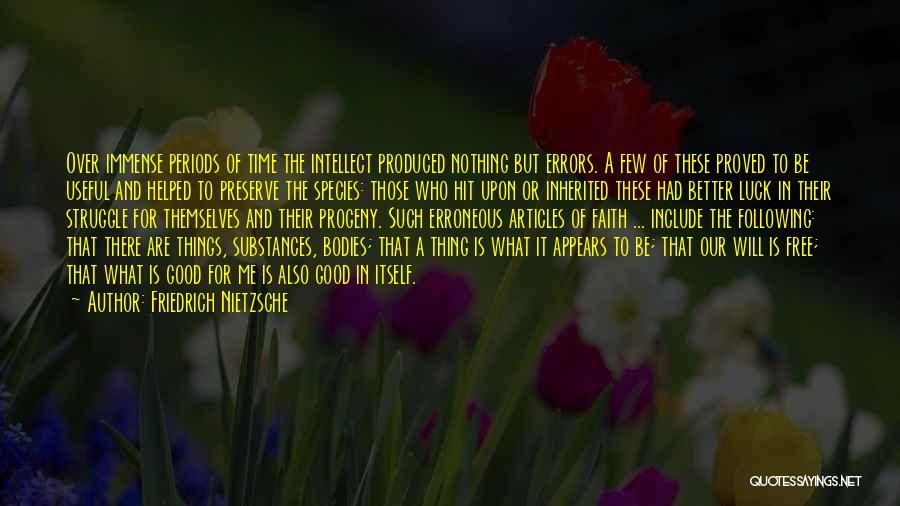 Errors Quotes By Friedrich Nietzsche