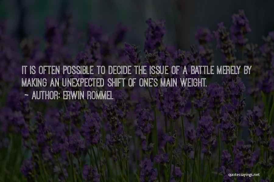 Erwin Rommel Quotes 1357352