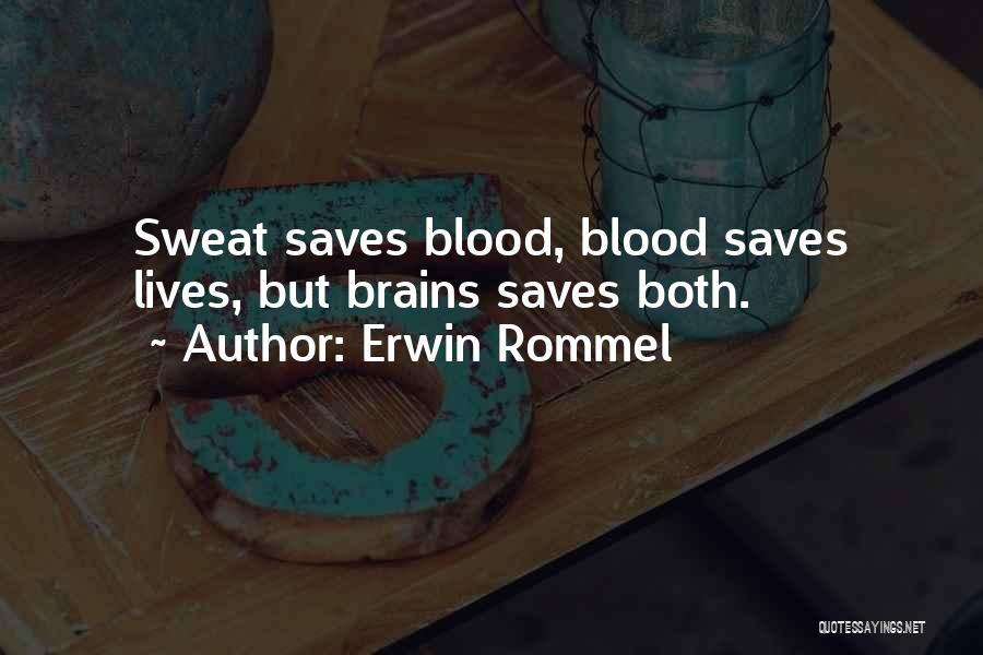 Erwin Rommel Quotes 1735826