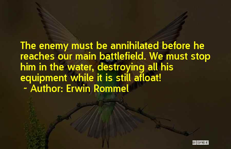 Erwin Rommel Quotes 1932017