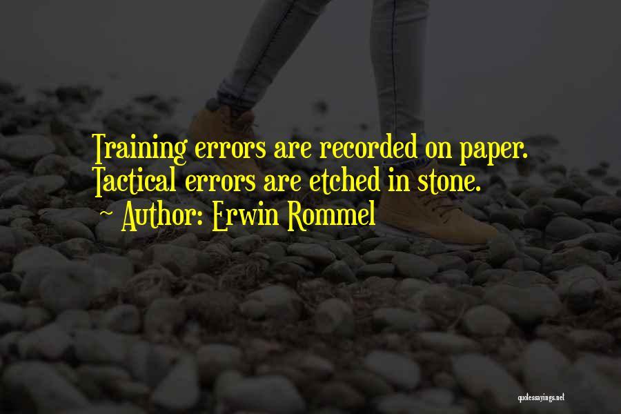 Erwin Rommel Quotes 315217