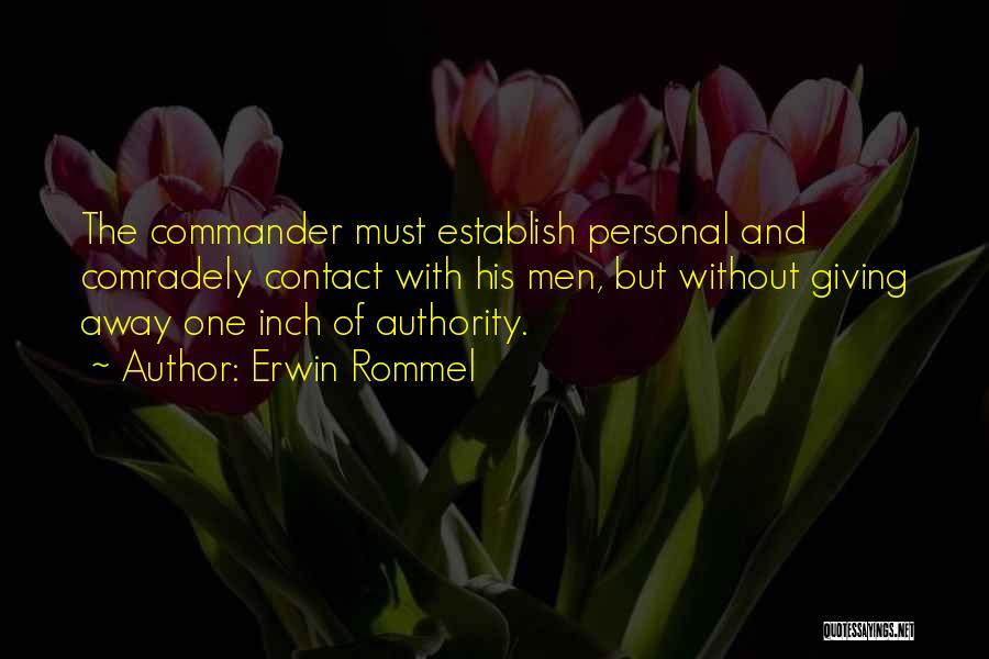 Erwin Rommel Quotes 635399
