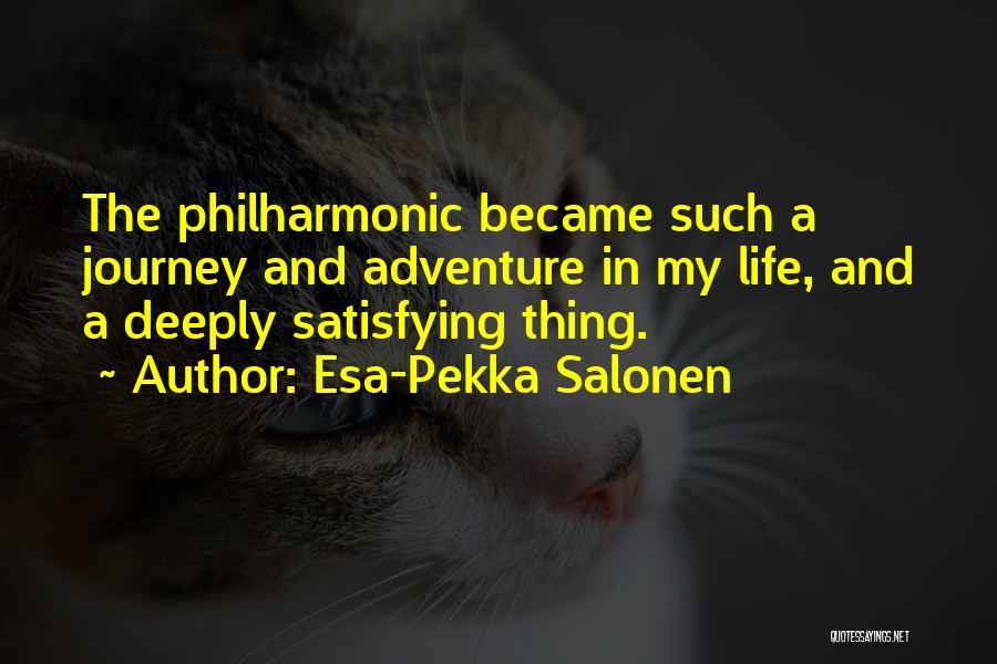 Esa-Pekka Salonen Quotes 1035418