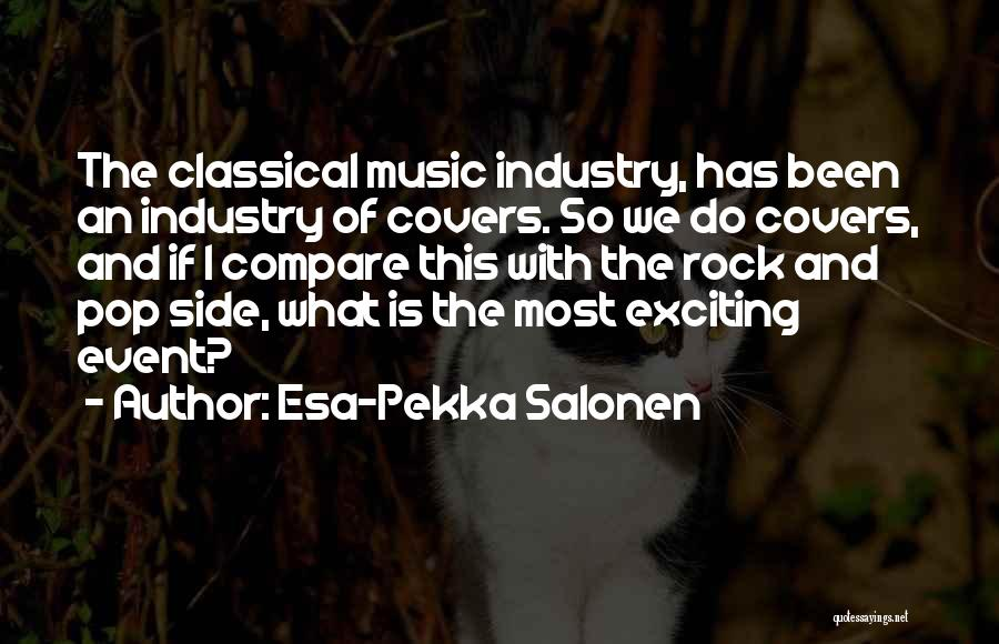 Esa-Pekka Salonen Quotes 1100143