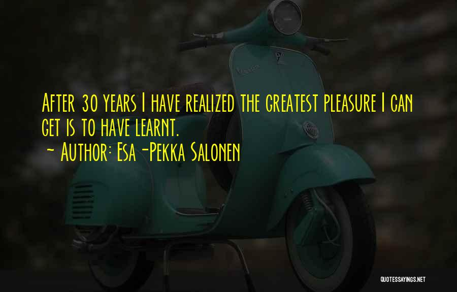 Esa-Pekka Salonen Quotes 1398014