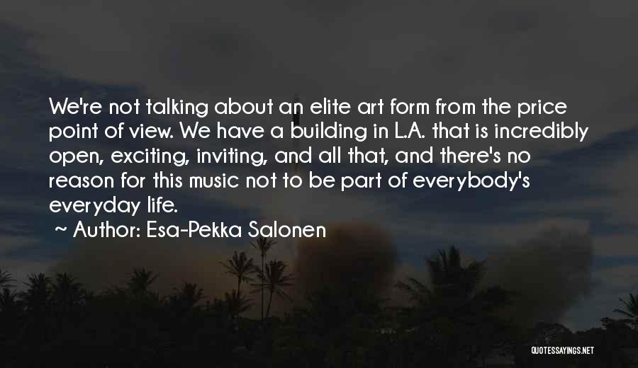Esa-Pekka Salonen Quotes 392735
