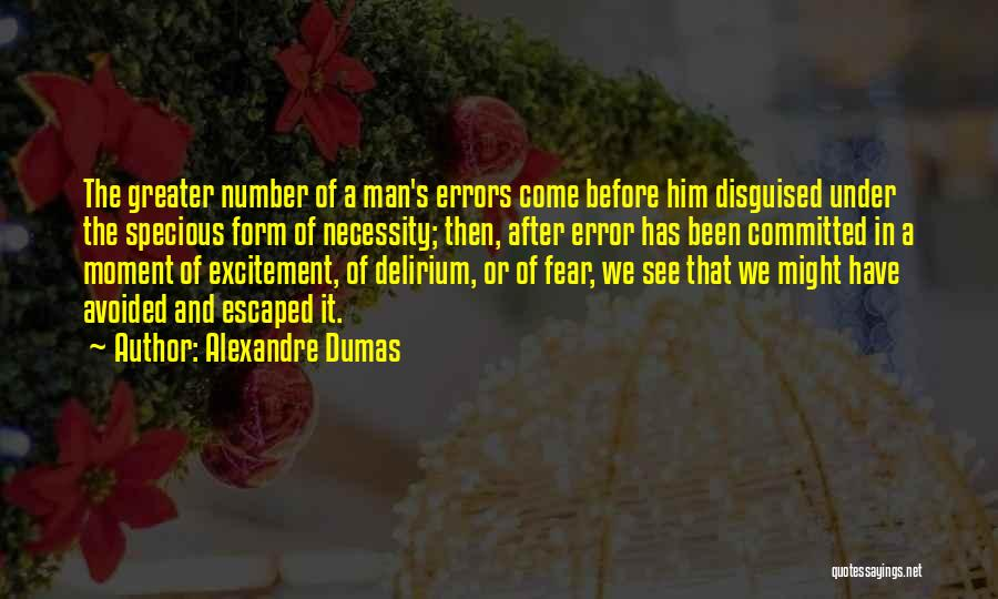 Escaped Quotes By Alexandre Dumas