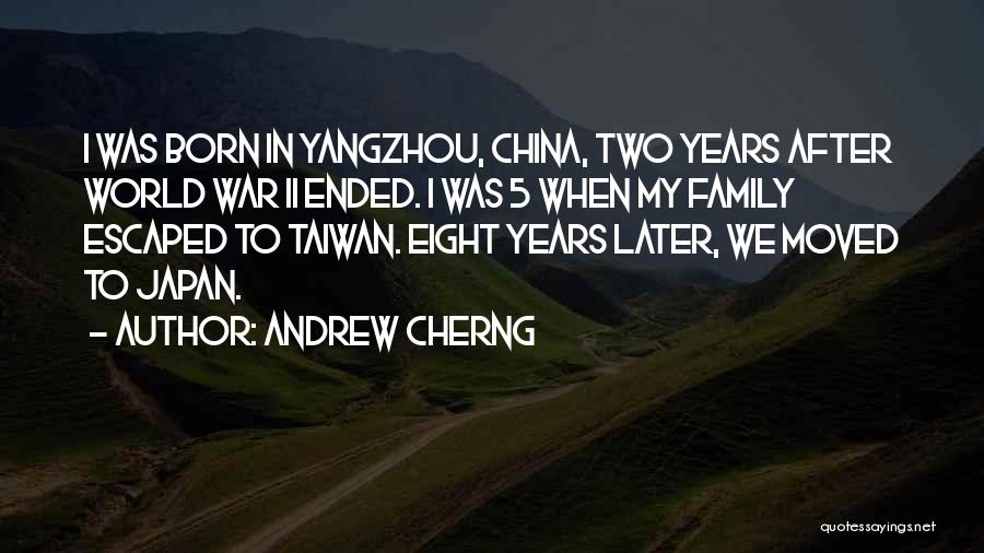 Escaped Quotes By Andrew Cherng
